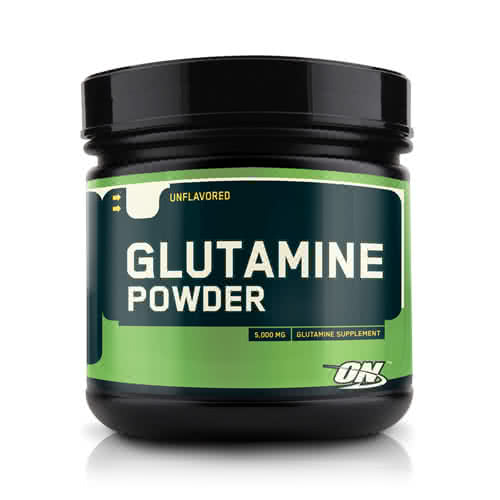 Optimum Nutrition Glutamine Powder 630 gr.