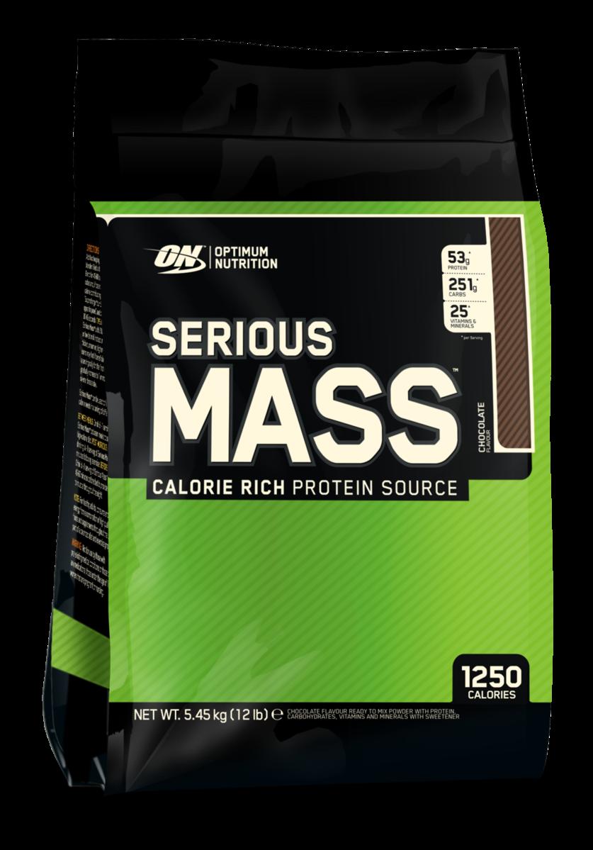Optimum Nutrition Serious Mass 5,454 kg