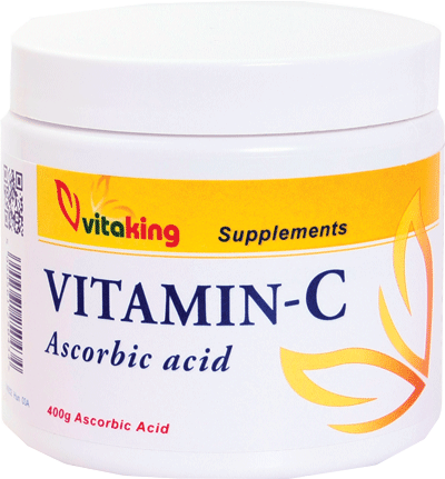 VitaKing Vitamin C (askorbinska kislina) 400 gr.