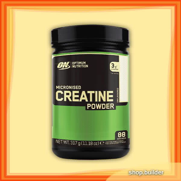 Optimum Nutrition Micronized Creatine Powder 317 gr.