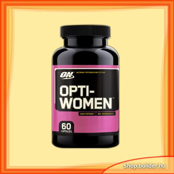 Optimum Nutrition Opti-Women 60 kap.