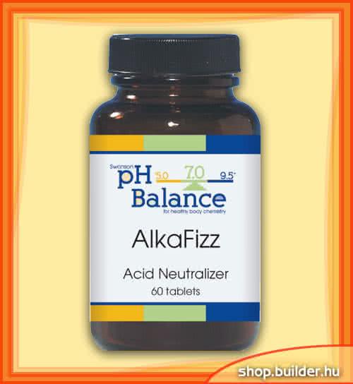 Swanson AlkaFizz (pH Balance Formula #4) 60 p.t.