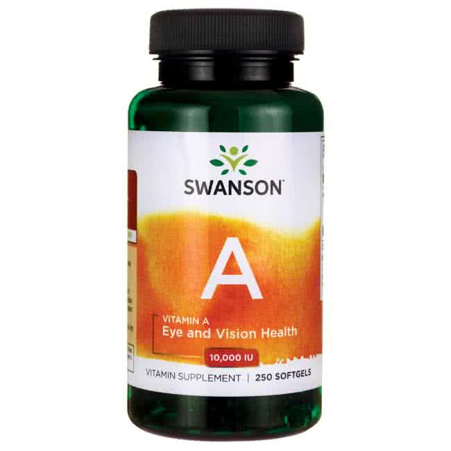 Swanson Vitamin A 250 g.k.