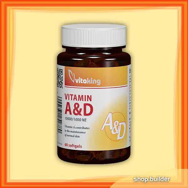 VitaKing Vitamin A&D 60 g.k.