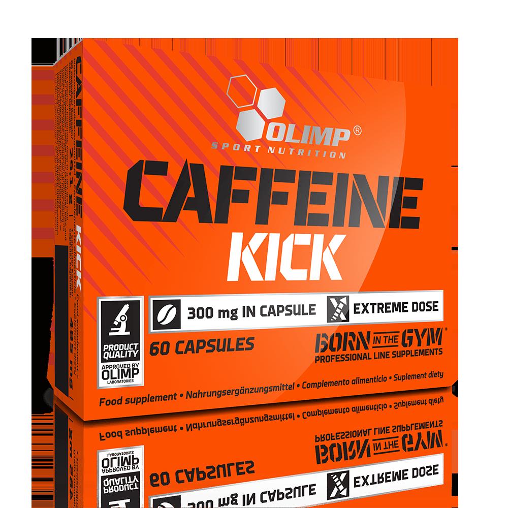 Olimp Sport Nutrition Caffeine Kick 60 kap.