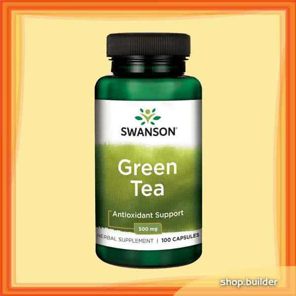 Swanson Green Tea 100 kap.