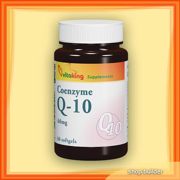 VitaKing Coenzyme Q10 60 g.k.