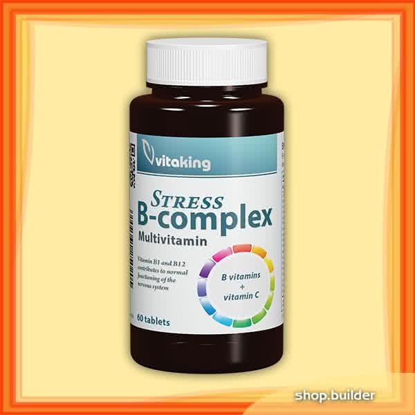 VitaKing Stress B-Complex 60 tab.