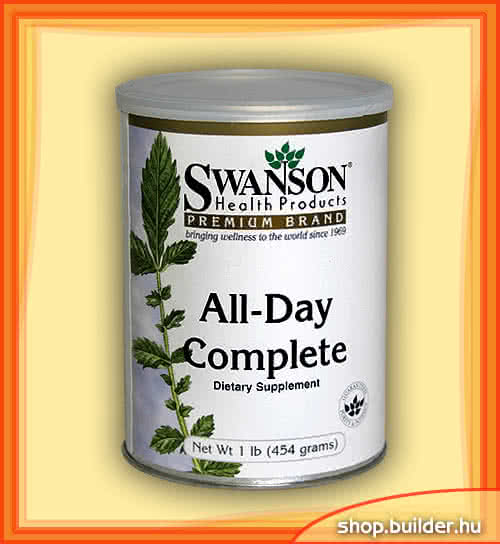 Swanson All-Day Complete 454 gr.