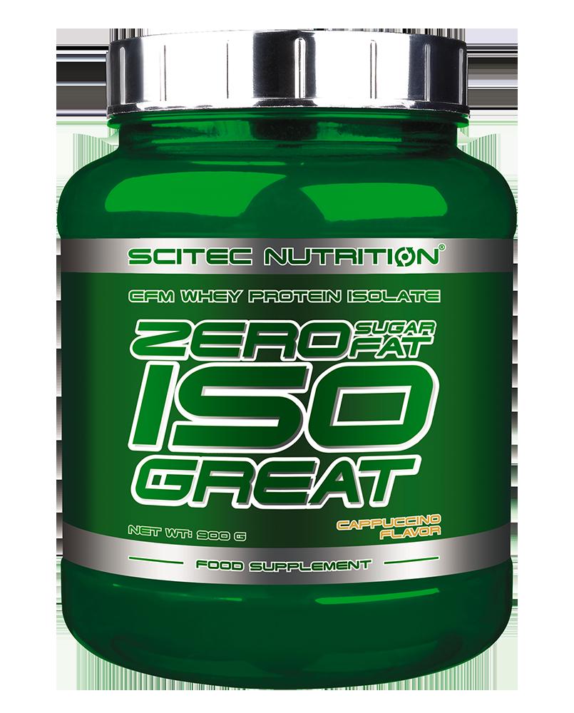 Scitec Nutrition IsoGreat Zero Sugar Zero Fat 0,9 kg