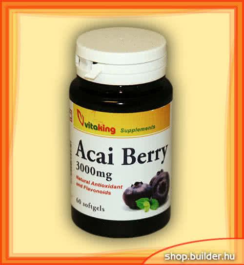 VitaKing Acai Berry 60 g.k.