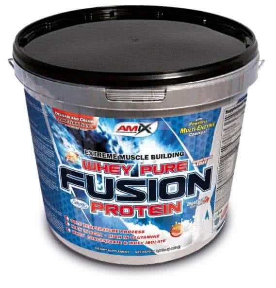 Amix Whey Pure Fusion Protein 4 kg