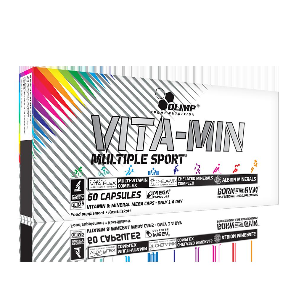 Olimp Sport Nutrition Vita-Min Sport 60 kap.