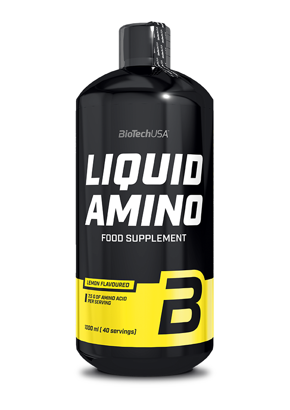 BioTech USA Liquid Amino (Nitron) 1000 ml