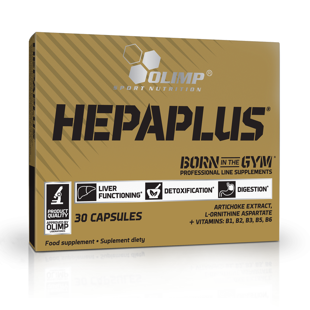 Olimp Sport Nutrition HepaPlus 30 kap.