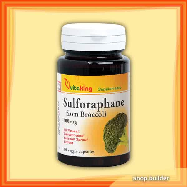 VitaKing Sulforaphane from Broccoli 60 kap.