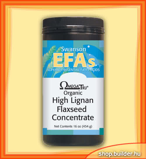 Swanson LignaMax Flaxseed Concentrate 454 gr.