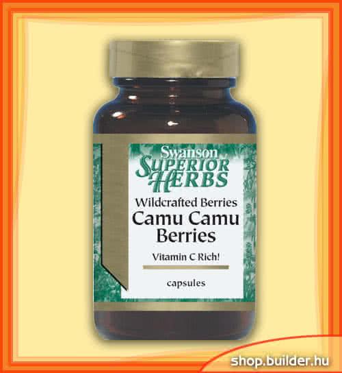 Swanson Camu Camu Berries 60 kap.