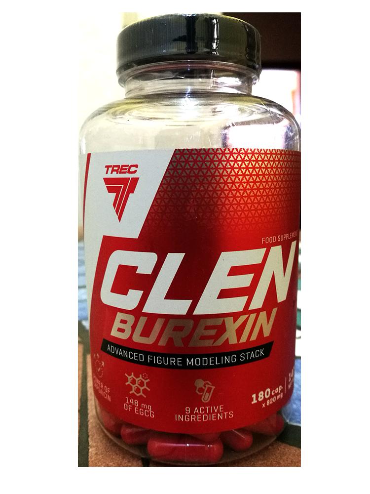 Trec Nutrition ClenBurexin 180 kap.
