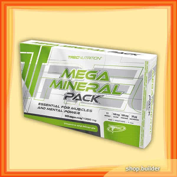 Trec Nutrition Mega Mineral Pack 60 tab.
