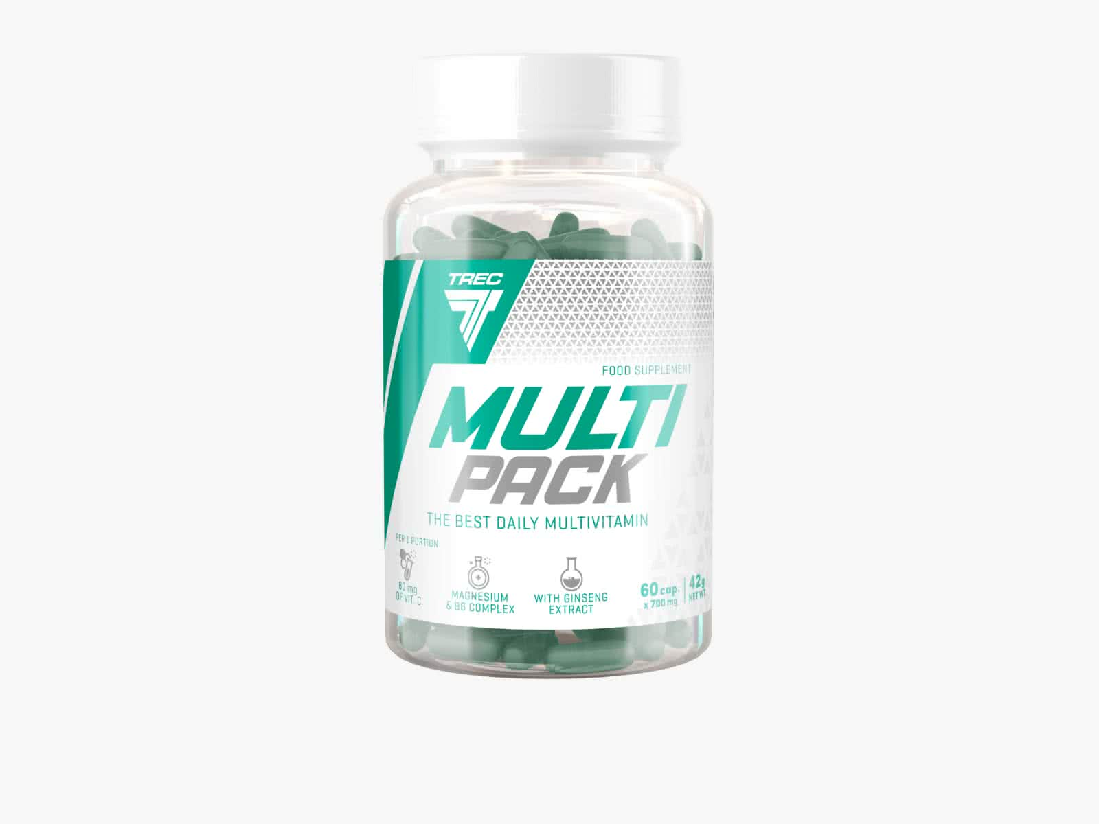 Trec Nutrition Multi Pack 60 kap.