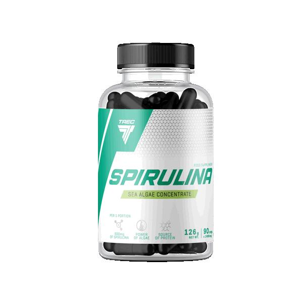 Trec Nutrition Spirulina 90 kap.