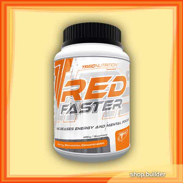 Trec Nutrition Red Faster 400 gr.