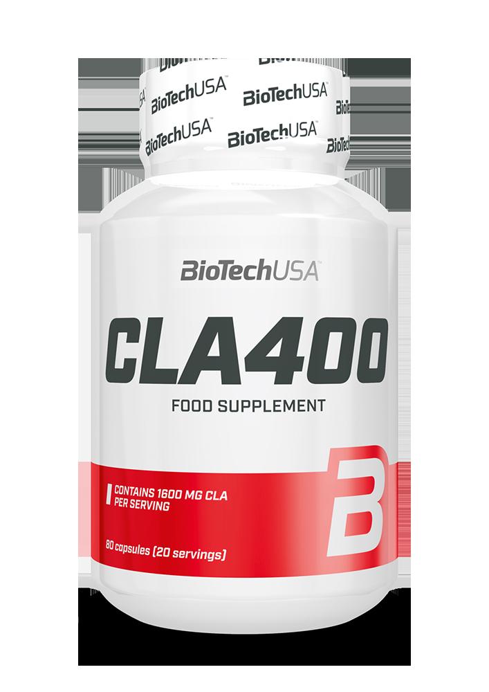 BioTech USA CLA 400 80 kap.