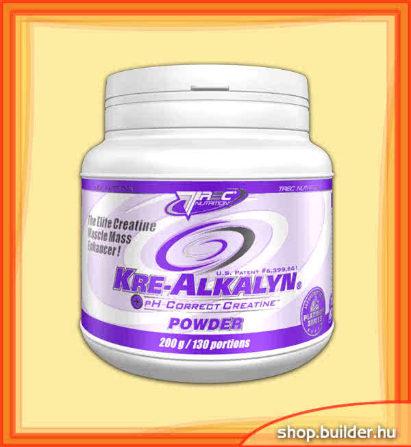 Trec Nutrition Kre-Alkalyn Powder 200 gr.