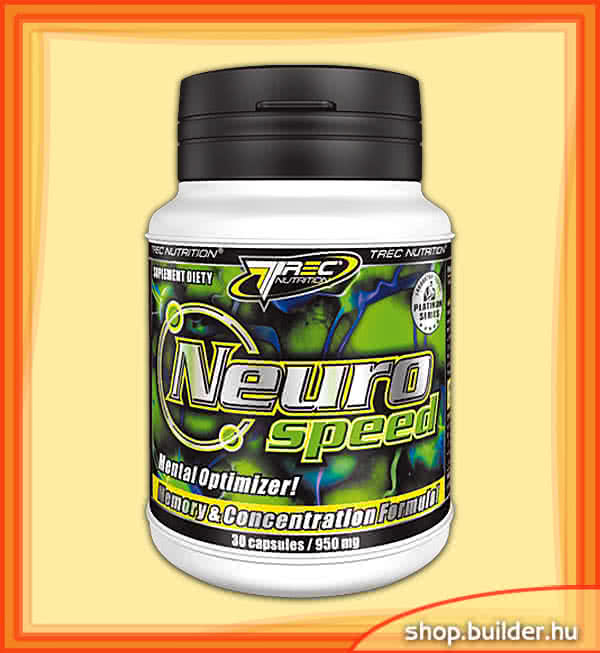 Trec Nutrition Neuro Speed 60 kap.